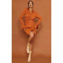 Tall - Mini-jupe froncée à rayures - PrettyLittleThing - Modalova