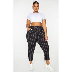 PLT Plus - Pantalon casual à rayures, & - PrettyLittleThing - Modalova