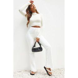 DELUXE - Pantalon droit à détail poches - PrettyLittleThing - Modalova