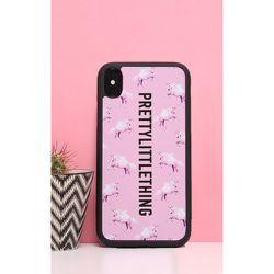 Coque à licorne pour iPhone XS Max - PrettyLittleThing - Modalova