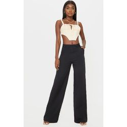Tall - Pantalon en maille à taille haute - PrettyLittleThing - Modalova