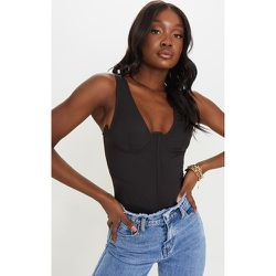 Tall - Body style corset en maille tissée - PrettyLittleThing - Modalova