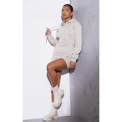 PLT Renew - Robe hoodie à plis - PrettyLittleThing - Modalova