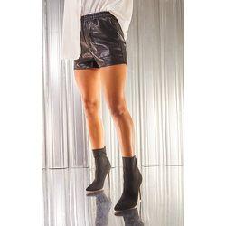 Bottines chaussettes pointues en maille tricot - PrettyLittleThing - Modalova