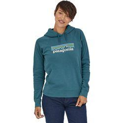 Pastel P-6 Logo Organic Women's Hoodie - AW21 - Patagonia - Modalova