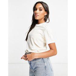 Adicolor - T-shirt trois bandes - Grège - adidas Originals - Modalova