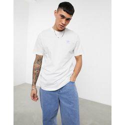 Essentials - T-shirt à petit logo lilas - adidas Originals - Modalova
