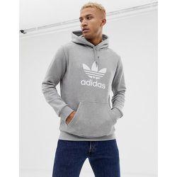 Hoodie avec logo trèfle - adidas Originals - Modalova