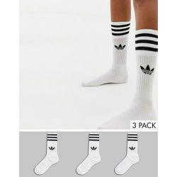 Lot de 3 paires de soquettes à trèfle - adidas Originals - Modalova