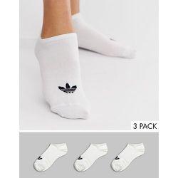 Lot de 3 paires de soquettes motif trèfle - adidas Originals - Modalova