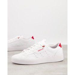 Saint-Valentin - Baskets épurées - Blanc avec motif cœur - adidas Originals - Modalova