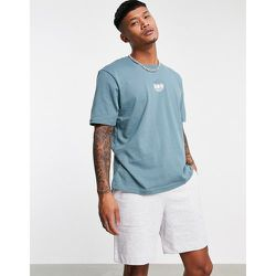 T-shirt avec logo trèfle en relief - adidas Originals - Modalova