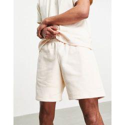X Pharrell Williams - Short de qualité supérieure - Écru - adidas Originals - Modalova