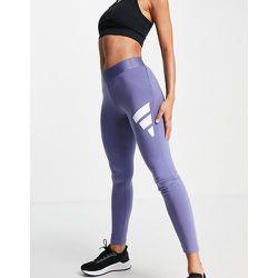 Adidas Training - Legging à grand logo - adidas performance - Modalova