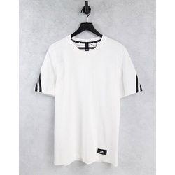 Adidas Training - T-shirt à écusson logo - adidas performance - Modalova