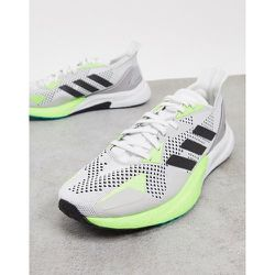 Adidas X9000L3 Running - Baskets avec détail contrastant - Gris - adidas performance - Modalova