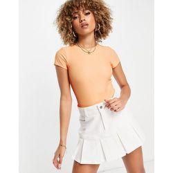 Body t-shirt mat style disco - ASOS DESIGN - Modalova