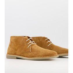 Desert boots en daim - Fauve - ASOS DESIGN - Modalova