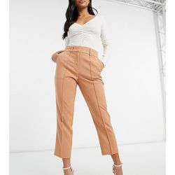 ASOS DESIGN Petite - Mix & match - Pantalon de costume ajusté et habillé coupe cigarette - Blush - ASOS Petite - Modalova