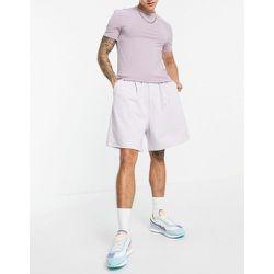 Short d'ensemble oversize habillé en jersey de coton biologique - ASOS DESIGN - Modalova