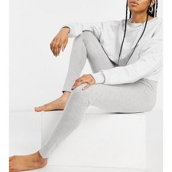 ASOS DESIGN Tall - Mix & match - Legging de pyjama en jersey - chiné - ASOS Tall - Modalova