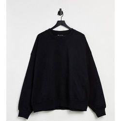ASOS DESIGN Tall - Sweat-shirt cocon ultra oversizeà empiècements - ASOS Tall - Modalova