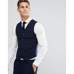 Veston de costume super ajusté - Bleu - ASOS DESIGN - Modalova