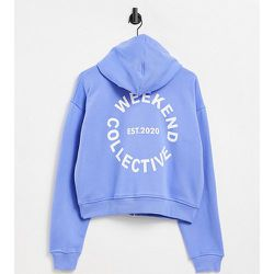 ASOS - Weekend Collective - Hoodie oversize coupe carrée - ASOS Weekend Collective - Modalova