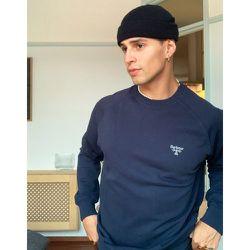 - Sweat-shirt ras de cou - Bleu - Barbour Beacon - Modalova