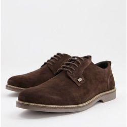 Raby - Chaussures derby en daim - Barbour - Modalova