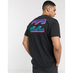 Warchild - T-shirt avec imprimé dans le dos - Billabong - Modalova