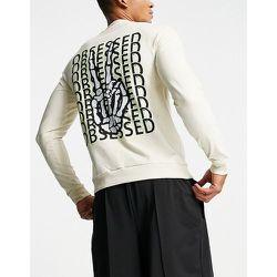Sweat-shirt ras de cou à imprimé Obsessed - Bolongaro Trevor Sport - Modalova