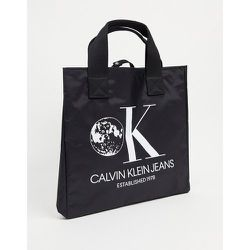 Calvin Klein Jeans - Established 1978 - Tote bag à imprimé graphique - Calvin Klein Jeans Established 1978 - Modalova