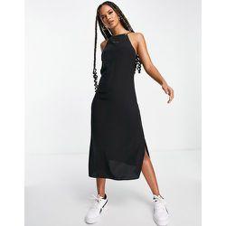 Robe nuisette longue à encolure américaine - Calvin Klein Jeans - Modalova