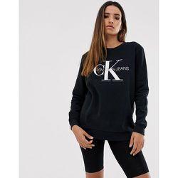 Sweat-shirt avec logo - Calvin Klein Jeans - Modalova