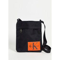 Sac bandoulière à logo - Calvin Klein - Modalova