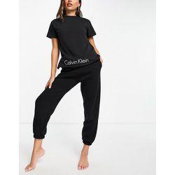 T-shirt en coton biologique à logo - Calvin Klein - Modalova
