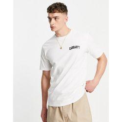 T-shirt à inscription style universitaire - Carhartt WIP - Modalova