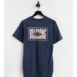Exclusivité ASOS - - Shadow - T-shirt - Bleu - Billabong - Modalova