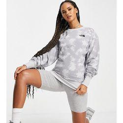 Exclusivité ASOS - - Essential - Sweat-shirt oversize effet tie-dye - The North Face - Modalova
