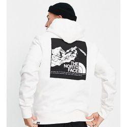 Exclusivité ASOS - - Hoodie à imprimé graphique - The North Face - Modalova
