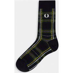Stewart - Chaussettes à carreaux écossais - Fred Perry - Modalova