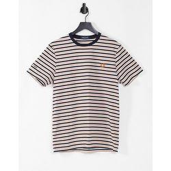 T-shirt à fines rayures - Fred Perry - Modalova