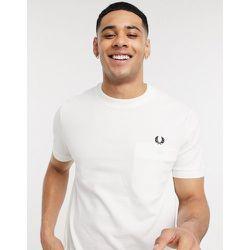 - T-shirt en piqué avec poche - Fred Perry - Modalova