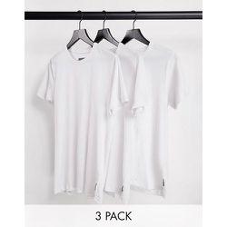 Lot de 3t-shirts confort - French Connection - Modalova