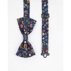 Nœud papillon petites fleurs Liberty - Gianni Feraud - Modalova