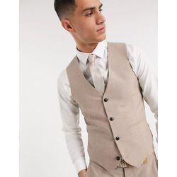 Veston de costume uni coupe slim - Harry Brown - Modalova