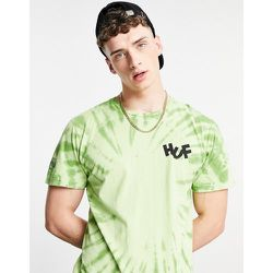 Haze Brush - T-shirt effet tie-dye - HUF - Modalova
