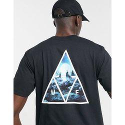 Lupus Noctem - T-shirt à triangle - HUF - Modalova