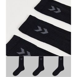 Lot de 3paires de chaussettes basiques - Hummel - Modalova